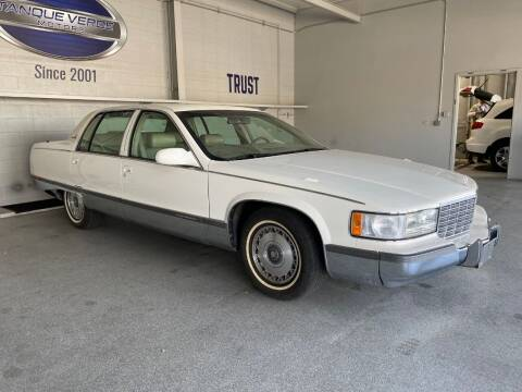 1995 Cadillac Fleetwood for sale at TANQUE VERDE MOTORS in Tucson AZ