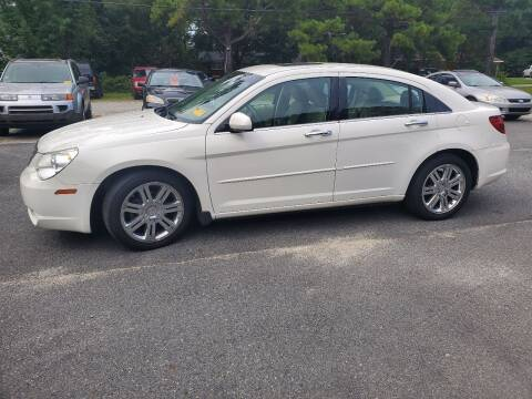 2007 Chrysler Sebring for sale at Tri State Auto Brokers LLC in Fuquay Varina NC