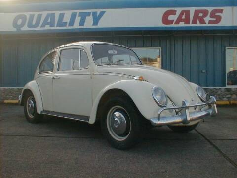 1967 Volkswagen Beetle for sale at Dick Vlist Motors, Inc. in Port Orchard WA