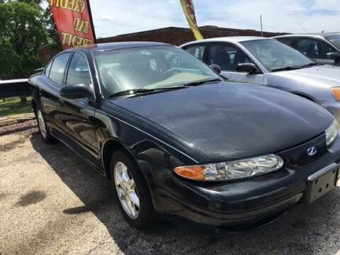 2000 Oldsmobile Alero for sale at Bottom Line Auto Exchange in Upper Darby PA