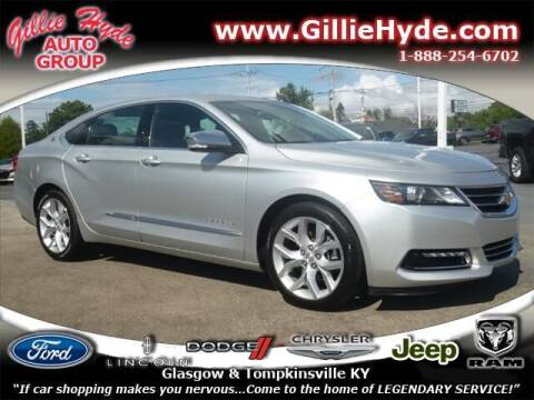 2019 Chevrolet Impala for sale at Gillie Hyde Auto Group in Glasgow KY