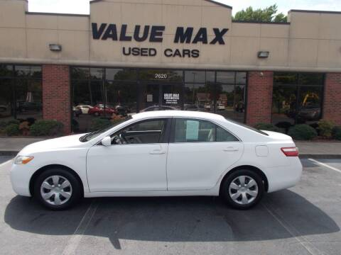 2007 Toyota Camry for sale at ValueMax Used Cars in Greenville NC