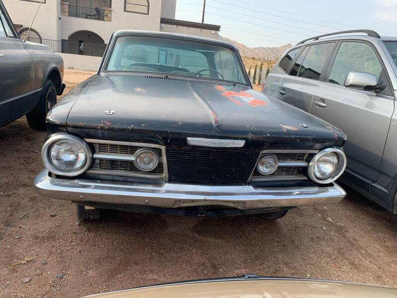 1964 Plymouth Barracuda for sale at AZ Classic Rides in Scottsdale AZ