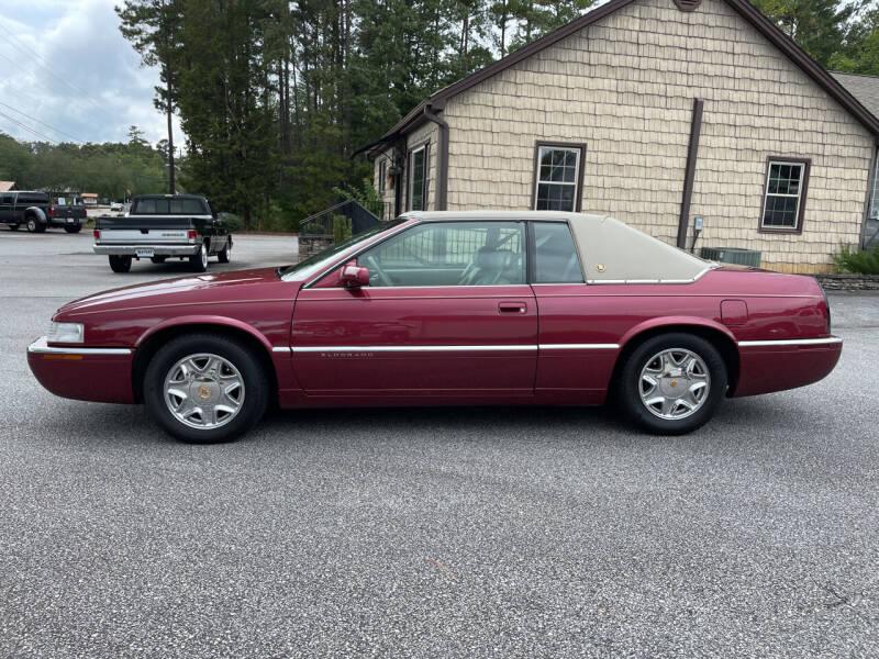 1997 Cadillac Eldorado for sale at Leroy Maybry Used Cars in Landrum SC