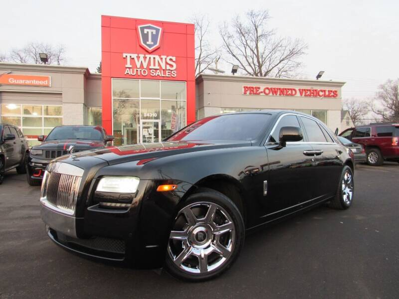 2011 Rolls-Royce Ghost for sale at Twins Auto Sales Inc in Detroit MI
