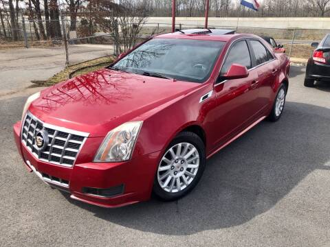 2012 Cadillac CTS for sale at Access Auto in Cabot AR