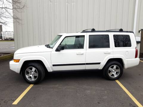 2009 Jeep Commander for sale at C & C Wholesale in Cleveland OH