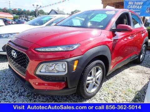 2019 Hyundai Kona for sale at Autotec Auto Sales in Vineland NJ