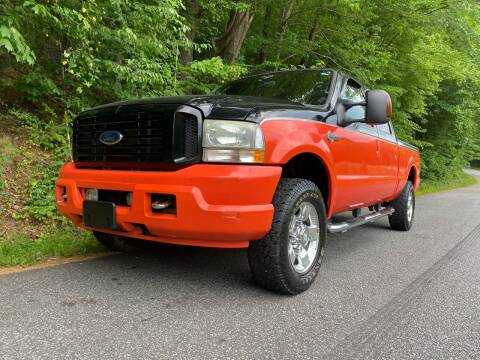 2004 Ford F-250 Super Duty for sale at Lenoir Auto in Lenoir NC
