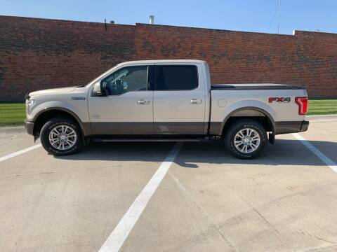 2017 Ford F-150 for sale at Ericson Ford in Loup City NE
