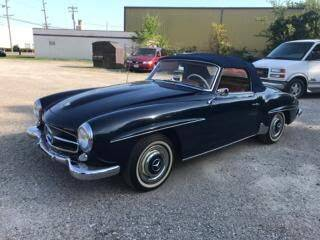 1959 Mercedes-Benz 190-Class for sale at Classic Car Deals in Cadillac MI