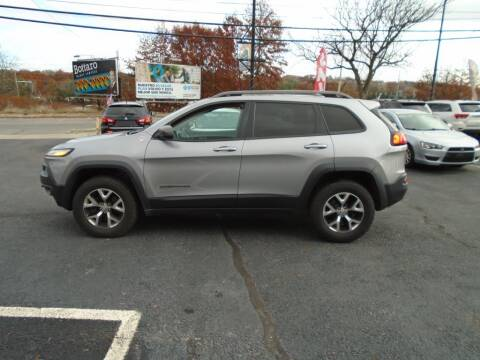 2014 Jeep Cherokee for sale at Gemini Auto Sales in Providence RI