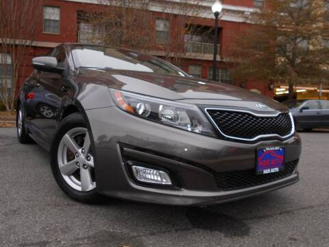 2014 Kia Optima for sale at H & R Auto in Arlington VA