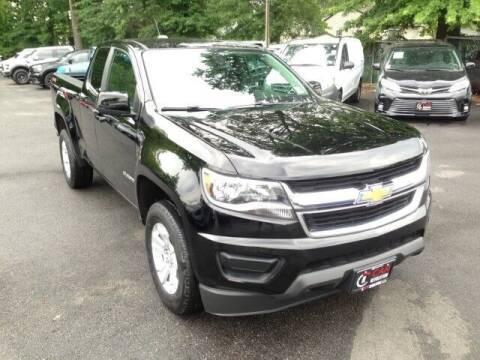 2018 Chevrolet Colorado for sale at EMG AUTO SALES in Avenel NJ