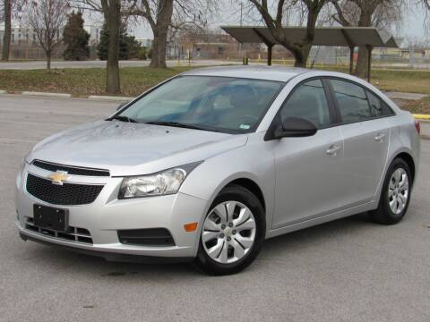 2013 Chevrolet Cruze for sale at Highland Luxury in Highland IN