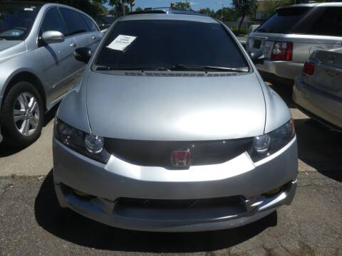 2008 Honda Civic for sale at Wheels and Deals in Springfield MA