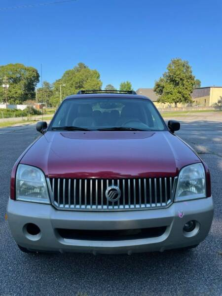 2005 Mercury Mountaineer for sale at Affordable Dream Cars in Lake City GA