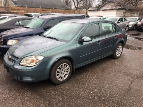 2010 Chevrolet Cobalt for sale at JE Auto Sales LLC in Indianapolis IN