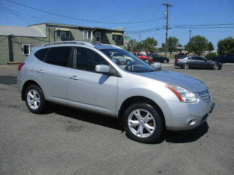 2009 Nissan Rogue for sale at Independent Auto Sales in Spokane Valley WA