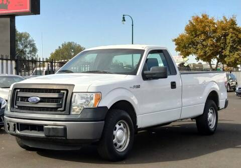 2014 Ford F-150 for sale at Avanesyan Motors in Orem UT