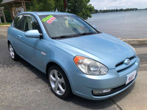 2007 Hyundai Accent for sale at Affordable Autos at the Lake in Denver NC