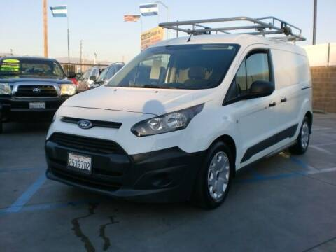 2016 Ford Transit Connect Cargo for sale at Williams Auto Mart Inc in Pacoima CA