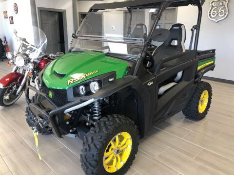 2012 John Deere RSX850