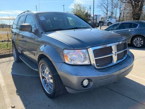 2007 Dodge Durango for sale at Diana Rico LLC in Dalton GA