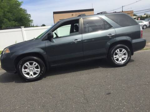 2006 Acura MDX for sale at New Jersey Auto Wholesale Outlet in Union Beach NJ