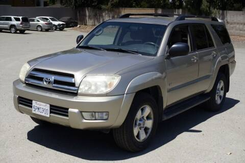 2005 Toyota 4Runner for sale at Sports Plus Motor Group LLC in Sunnyvale CA