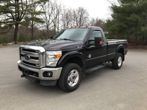 2013 Ford F-350 Super Duty for sale at Nala Equipment Corp in Upton MA
