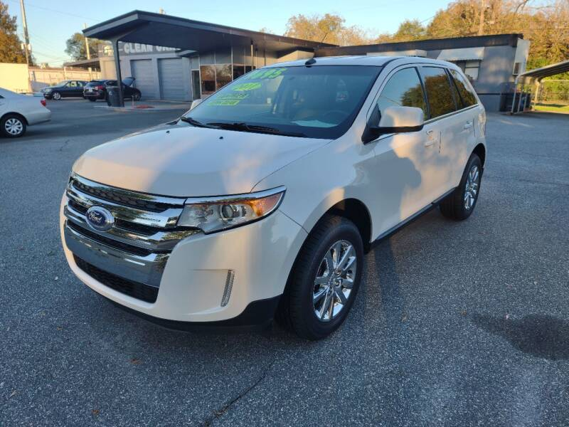 2011 Ford Edge for sale at DON BAILEY AUTO SALES in Phenix City AL