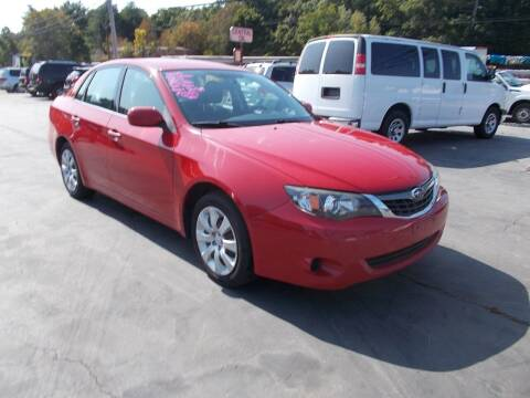 2009 Subaru Impreza for sale at MATTESON MOTORS in Raynham MA