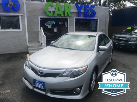 2014 Toyota Camry for sale at Car Yes Auto Sales in Baltimore MD