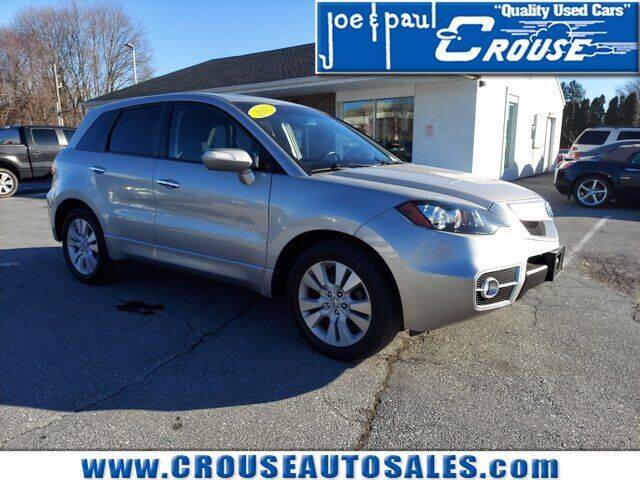 2011 Acura RDX for sale at Joe and Paul Crouse Inc. in Columbia PA