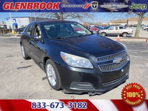 2013 Chevrolet Malibu for sale at Glenbrook Dodge Chrysler Jeep Ram and Fiat in Fort Wayne IN