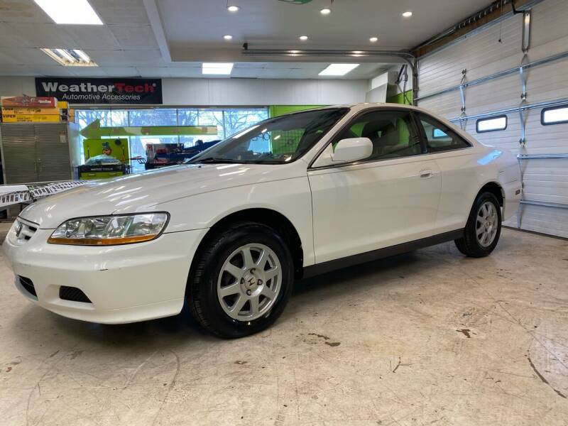 2002 Honda Accord for sale at Ginters Auto Sales in Camp Hill PA