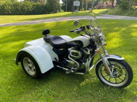 2014 Harley-Davidson Sportster 1200 Trike for sale at Kent Road Motorsports in Cornwall Bridge CT