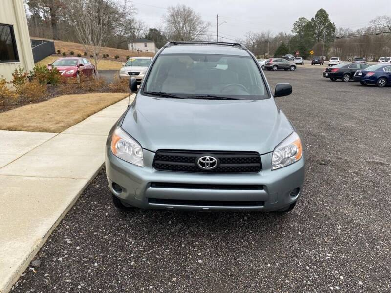 2006 Toyota RAV4 for sale at B & B AUTO SALES INC in Odenville AL