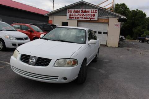 2005 Nissan Sentra for sale at SAI Auto Sales - Used Cars in Johnson City TN