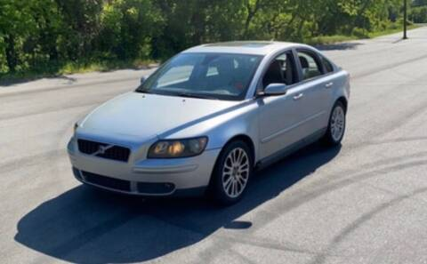 2005 Volvo S40 for sale at Cobalt Cars in Atlanta GA