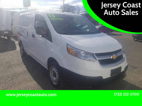 2015 Chevrolet City Express Cargo for sale at Jersey Coast Auto Sales in Long Branch NJ