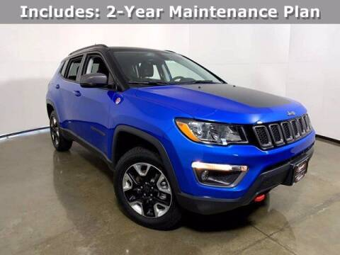 2018 Jeep Compass for sale at Smart Motors in Madison WI