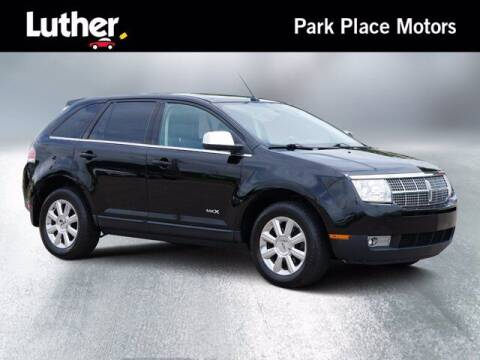 2007 Lincoln MKX for sale at Park Place Motor Cars in Rochester MN