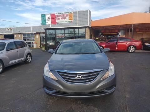 2011 Hyundai Sonata for sale at North Chicago Car Sales Inc in Waukegan IL