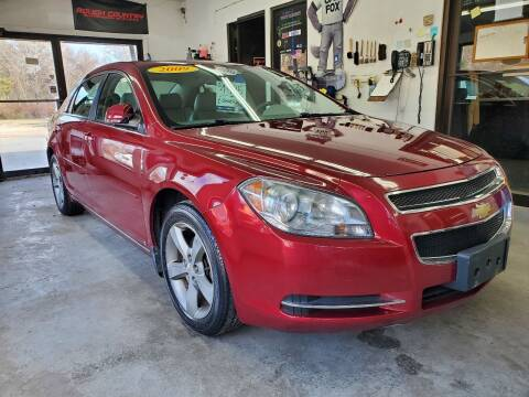 2009 Chevrolet Malibu for sale at Oxford Auto Sales in North Oxford MA