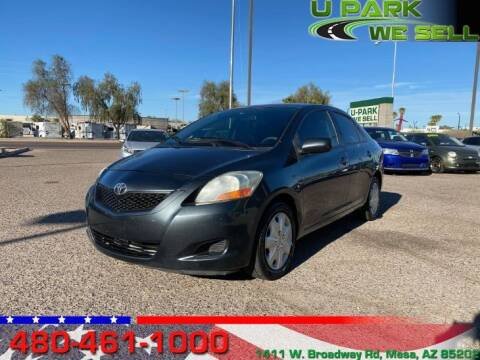 2010 Toyota Yaris for sale at UPARK WE SELL AZ in Mesa AZ