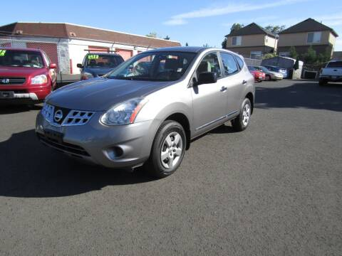 2013 Nissan Rogue for sale at ARISTA CAR COMPANY LLC in Portland OR