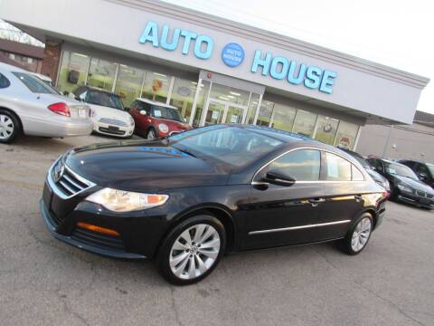 2011 Volkswagen CC for sale at Auto House Motors in Downers Grove IL