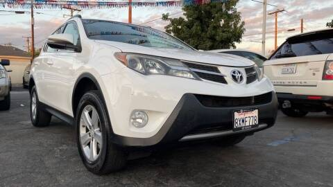 2014 Toyota RAV4 for sale at Tristar Motors in Bell CA